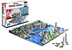 Hong Kong Travel Jigsaw Puzzle