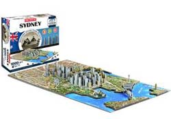 Sydney Cities Jigsaw Puzzle