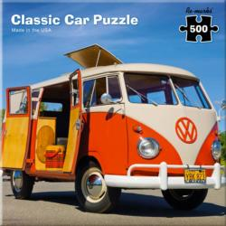 VW Van Cars Jigsaw Puzzle