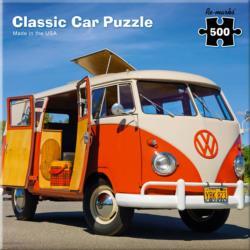 VW Van Cars Jigsaw Puzzle