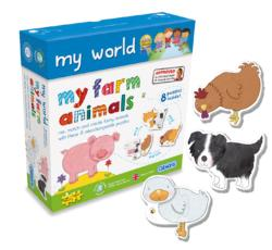My Farm Animals Baby Animals Multi-Pack