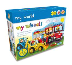 My Wheels Vehicles Multi-Pack