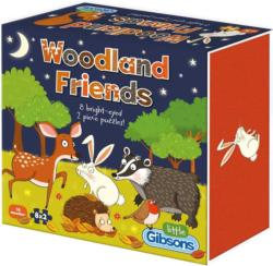 Woodland Friends Animals Multi-Pack