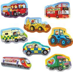 Wheels Vehicles Multi-Pack