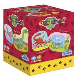 Dinosaur Jigasawrus Dinosaurs Multi-Pack
