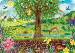 Wonderful Wildlife Forest Children's Puzzles