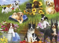 Dogs Dementia / Alzheimer's Large Piece