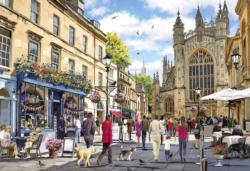 Bath Europe Jigsaw Puzzle