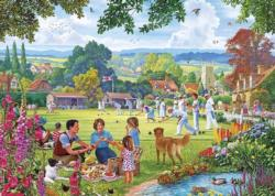 Bowling by the Brook Europe Jigsaw Puzzle
