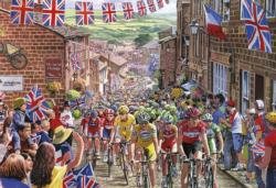 Le Tour de Yorkshire United Kingdom Jigsaw Puzzle