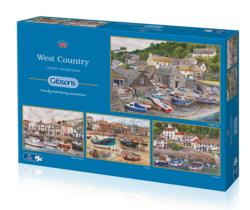 West Country Seascape / Coastal Living Multi-Pack