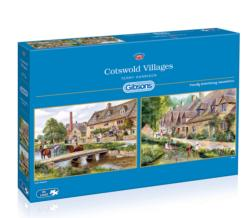 Cotswold Villages Lakes / Rivers / Streams Multi-Pack