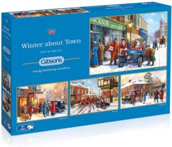 Winter About Town Cities Multi-Pack