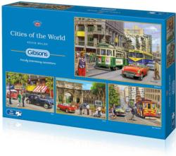 Cities of the World Cities Multi-Pack