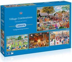 Village Celebrations Christmas Multi-Pack