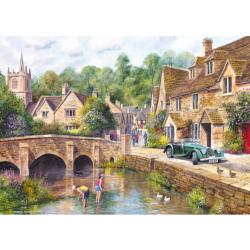 Castle Combe Lakes / Rivers / Streams Jigsaw Puzzle