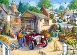 Tender Loving Care Nostalgic / Retro Jigsaw Puzzle