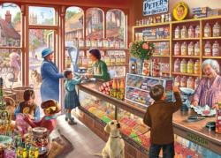 A Special Treat Shopping Jigsaw Puzzle