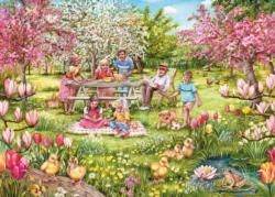 Five Little Ducks Picnic