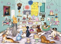 Bark Off Bakery Sweets Jigsaw Puzzle