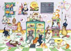 Life is Sweet Sweets Jigsaw Puzzle
