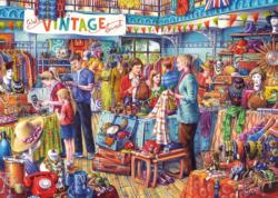 Nearly New Shopping Jigsaw Puzzle