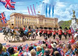 Buckingham Palace Europe Jigsaw Puzzle