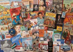 Spirit of the 50s Nostalgic / Retro Jigsaw Puzzle