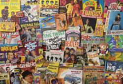 Spirit of the 60s Nostalgic / Retro Jigsaw Puzzle