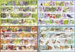 Woodland Seasons Nature Jigsaw Puzzle