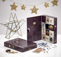 Christmas is Coming Advent Calendar Christmas Collectible Packaging