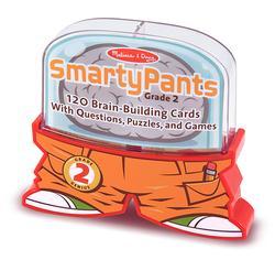Smarty Pants - 2nd Grade Card Set