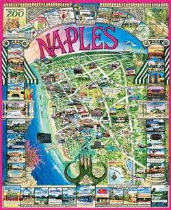 Naples, FL United States Jigsaw Puzzle