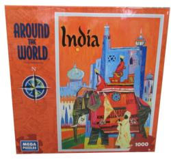 India (Around the World) Travel Jigsaw Puzzle