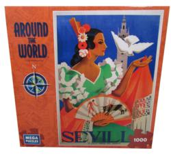 Sevilla (Around the World) Europe Jigsaw Puzzle