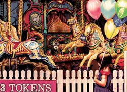 Three Tokens Required Balloons Jigsaw Puzzle