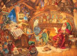 Father Christmas Christmas Jigsaw Puzzle