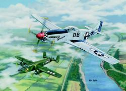 Escort to Oshkosh Planes Jigsaw Puzzle