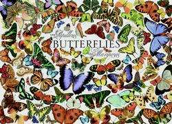 Butterflies Collage Jigsaw Puzzle