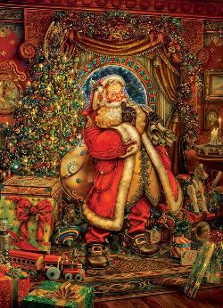 Christmas Presence Christmas Jigsaw Puzzle