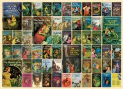 Nancy Drew Collage Jigsaw Puzzle
