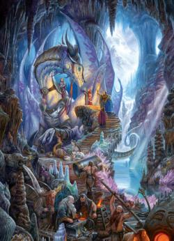 Dragonforge Dragons Jigsaw Puzzle