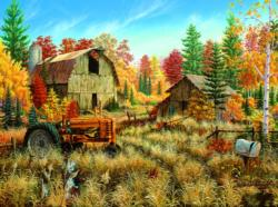 Deer Valley Farm Jigsaw Puzzle