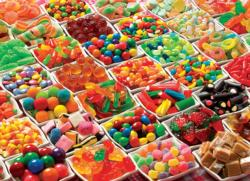 Sugar Overload Sweets Impossible Puzzle