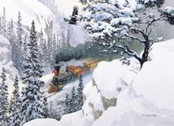 The Passage Snow Jigsaw Puzzle
