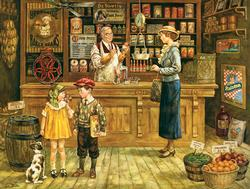 The Grocery Store - Scratch and Dent General Store Jigsaw Puzzle
