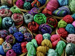 Balls of Yarn Everyday Objects Jigsaw Puzzle