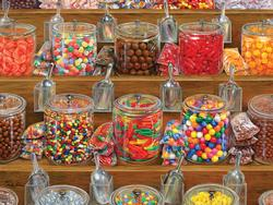 Goody Goody Gumdrop Food and Drink Jigsaw Puzzle