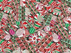 Holiday Candy Sweets Jigsaw Puzzle