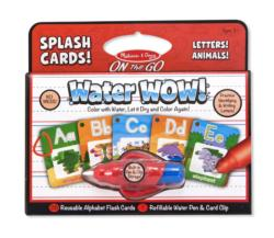 Splash Cards - Alphabet Educational